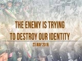 The Enemy is Trying to Destroy our Identity | Leader of the Islamic Revolution | Farsi sub English