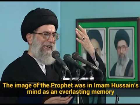 The martyrdom of the man most similar to Prophet Mohammad (S) - Farsi sub English