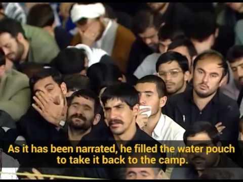 The martyrdom of the world\\\'s most faithful man Abbas (as) - Farsi sub English