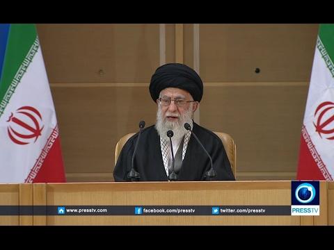 Speech - Imam Khamenei - 6th Intl. Intifada Conference - Tehran - 21 Feb 2017 - English