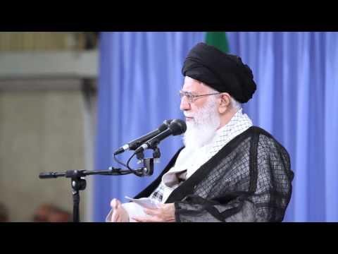 بیانات رهبر انقلاب در دیدار جمعی از دانشجویان  - Farsi