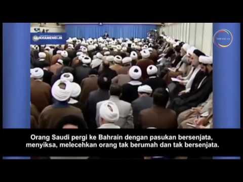 [Clip] Mengapa Pembela Hak Asasi Manusia Berdiam Diri? | Imam Sayyid Ali Khamenei - Farsi sub Malay