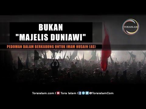 [Clip] Asyura: Bukan Majelis Duniawi | Imam Sayyid Ali Khamenei - Farsi sub Malay