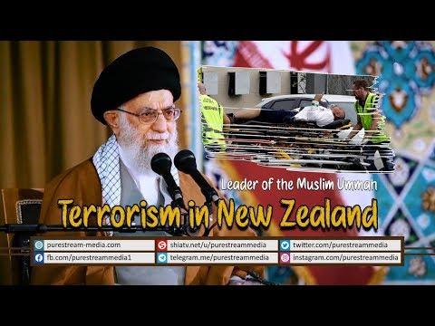 Terrorism in New Zealand   Leader of the Muslim Ummah   Farsi Sub English