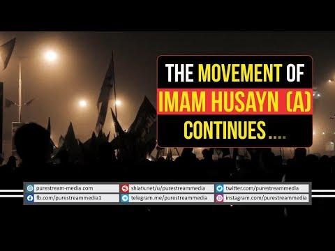 The Movement of Imam Husayn (A) Continues | Imam Khomeini & Imam Khamenei | Farsi Sub English