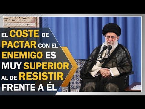 [Clip] El coste de pactar con el enemigo es muy superior al de resistir frente a él - Spanish