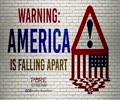 WARNING: AMERICA IS FALLING APART   Leader of the Muslim Ummah   Farsi Sub English