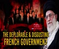The Deplorable & Disgusting French Government | Imam Sayyid Ali Khamenei | Farsi Sub English