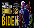 For Those Expecting Goodness From Biden   Leader of the Muslim Ummah   Farsi Sub English