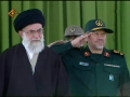 Great Video! Baseeji Commandos Parade In Front of Leader Ayatollah Khamenei