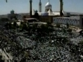 Iranians Flock to pray with Wali Amr Muslimeen, Ayatullah Khamenei (H.A) - 2010 - All Languages