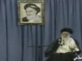 Leader speaking to residence of Zanjan - Farsi sub English
