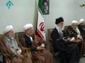 بیانات در دیدار اعضای مجلس خبرگان رهبری 19/12/1389 Meeting Assembly of Experts - Farsi