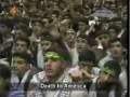 Why Say Death to America? - Farsi sub English