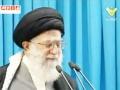 الخطبة العربیة للإمام الخامنئي خلال صلاة الجمعة 3-2-2012 - Arabic