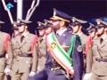 Ayatullah Khamenei at Imam Ali Military Academy - 01/08 Rahber receiving Guard of Honor - All Languages