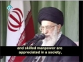 Rahber on Labour Week - 29 April 2012 - Farsi sub English