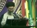 حضرت آيتالله خامنهاي در اجلاس سران عدم Farsi