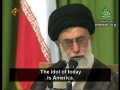 Ayatollah Khamenei - Enemies dont Want Iran to Pursue Nuclear Technology - English