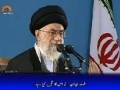 صحیفہ نور You can Identify Enemys Perception by its Reaction - Supreme Leader Khamenei -  Persian Sub Urdu