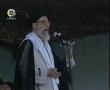 Leader Ayatollah Khamenei talks about Imam Khomeini ra - Part 5 - Persian