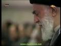 Ayatollah Ali Khamenei Maghrib prayers - Arabic