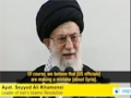 [5 Sept 2013] Leader: US will pay the price if it attacks Syria - English