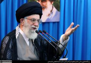 Leader Ayatullah Ali Khamenei - Eid Sermon - 9 August 2013 - Farsi Sub English