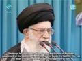 Leader Ayatullah Ali Khameni EID Sermon 2013 - Farsi Sub English