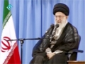 دیدار كارگزاران حج - Sayyed Ali Khamenei with Hajj Agents - 20Sep2013 - Farsi
