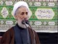 Muharram 2013 Imam Khamenei at Hussainiyah Imam Khomeini - Speech H.I Siddiqi- Farsi