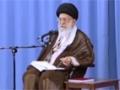 Hadith - Prophet Muhammad s.w.a advice to Imam Ali a.s for Quran - Commentary/Tafseer - Leader Ayatullah Khamenei -Farsi