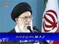 صحیفہ نور | Khilafat ka masla Amar e Elahi tha | Supreme Leader Khamenei - Urdu
