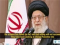[20 Mar 2014] Ayatollah Khamenei slams US plot to judaize Palestine - English