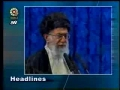 Leader Ayatollah Khamenei - 18th September Sermon 2008 - Summary - English
