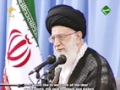 [Eng Sub] Ayt Khamenei Holy Quran is enlightenment and speak to our hearts and our souls June 2014