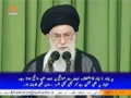 [20 June 2014] Apas Main Ikhtelaf Say Dushman Ko Faeda Hota Hai   Leader Syed Ali Khamenei - Urdu