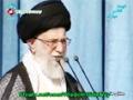 [خطبہ نماز عید الفطر] Rahbar Syed Ali Khamenei - 01 Shawwal 1435 - Urdu