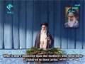 Perpetrators of Gaza Crimes should be trialed and punished on international level Aytullah Khamenei (english sub)