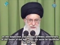 Belief in Imam of Age a.s is part of world view of religions Ayatullah Khamenei - Farsi sub English