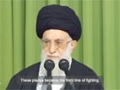 Ayatollah Khamenei\'s 6 reasons to prove ISIS serves the U.S. and Israel - 25 November 2014 - Farsi sub English