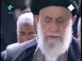 [18 July 2015] اقامه نماز عید فطر به امامت رهبر انقلاب - Arabic