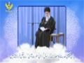 [09] شرح حدیث زندگی - حکمت گوئی کا مقام - رہبر معظم - Farsi Sub Urdu