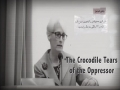 The Crocodile Tears of the Oppressor | Leader of the Muslim Ummah | English & Farsi