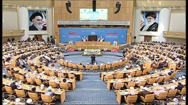 Sectarian discord threatens Islamic Awakening - Ayt Khamenei - English
