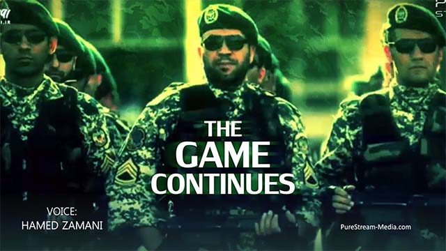The Game Continues | A revolutionary song!! | Farsi sub English