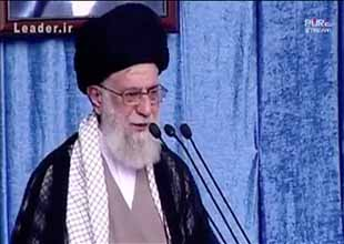 Full Eid Sermon by Imam Khamenei | 6 July 2016 | English