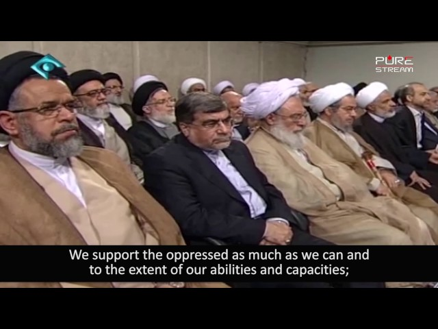 Combat Modern Ignorance! | Imam Khamenei | Farsi sub English