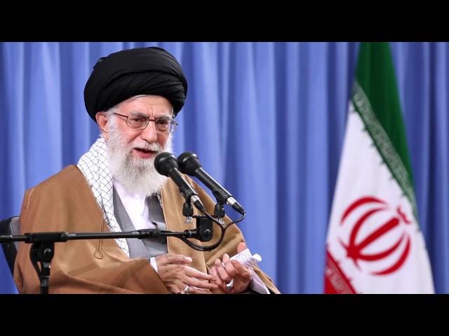 [Leader Speech] - 7 May 2017 - دیدار معلمان و فرهنگیان - Farsi