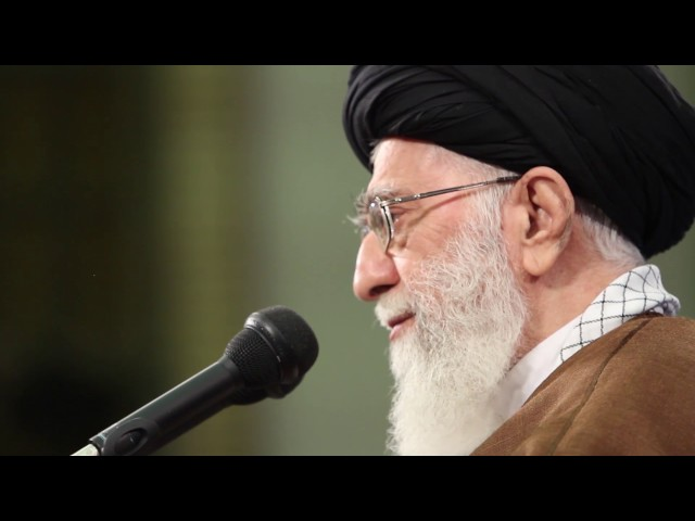 [Leader Speech] - 24 May 2017 - بیانات در مراسم شب خاطره دفاع مقدس - Farsi